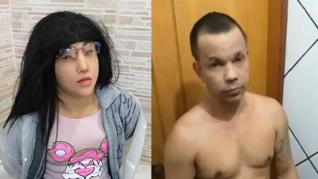 巴西黑帮头目假扮探监女儿越狱