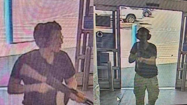 美國得州沃爾瑪槍擊案致20人死亡