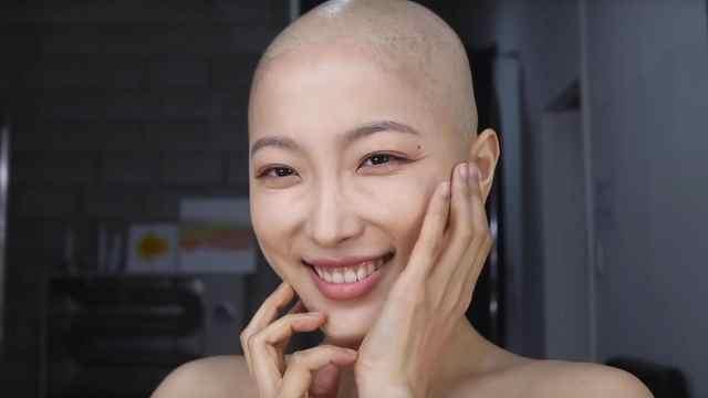 感人!韩国美女博主记录抗癌过程