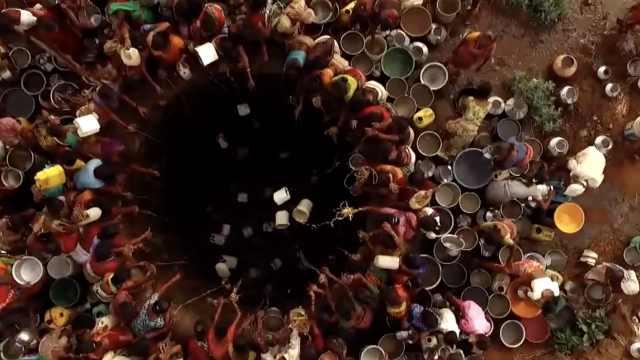 世界资源研究所:四分之一人口缺水