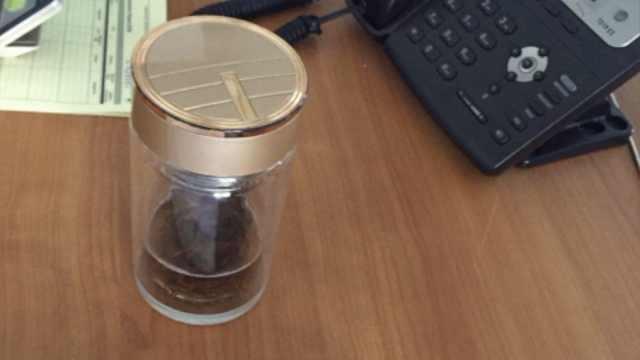 员工茶杯疑遭投毒,其他同事也慌了