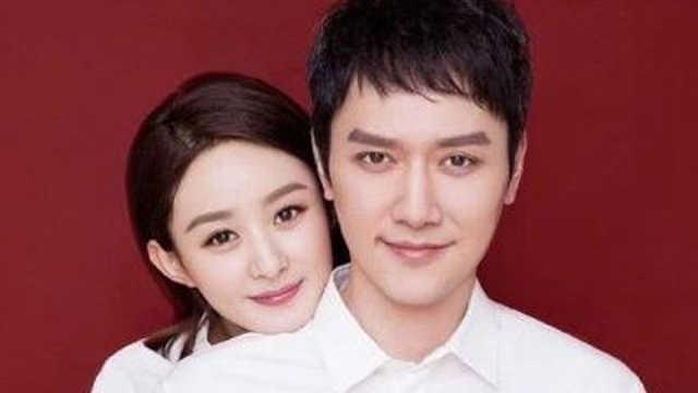 冯绍峰否认离婚,赵丽颖换情侣头像