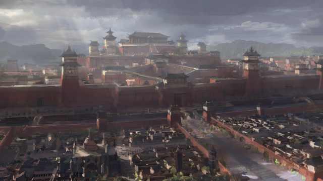 唐朝长安城真有百万人口?