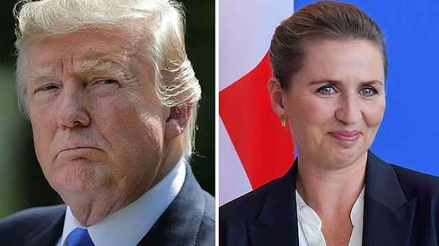 丹麦首相回应川普买岛:不是丹麦的