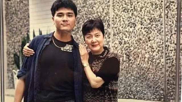 香港演员夏萍去世,义子林家栋泪别