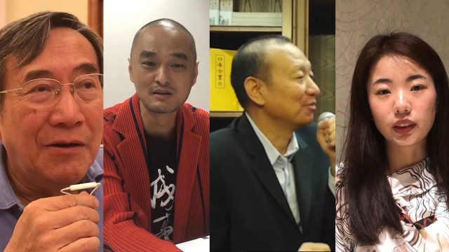 热闹的上海书展闪亮的句子,明年见