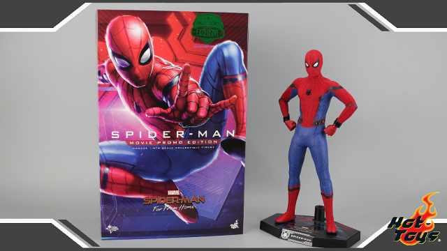 HT减量版科技战衣蜘蛛侠值得买么?
