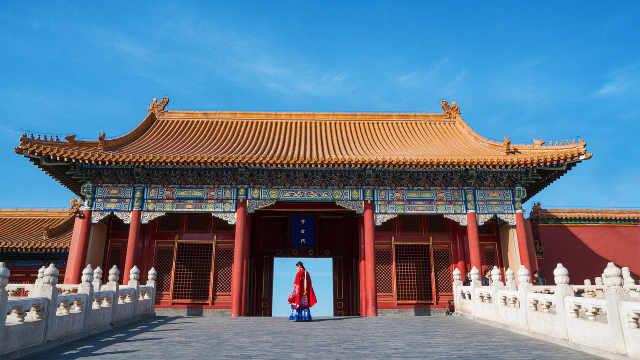 紫禁城600岁,这次放大招了!