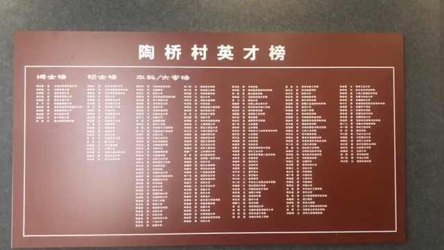 这村42年走出241个大学生,硕博34人