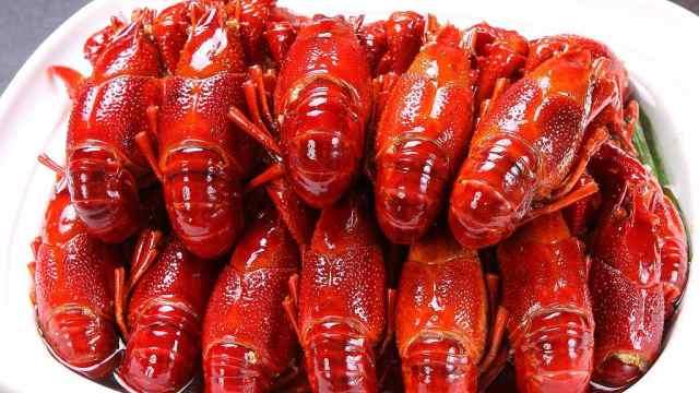 小龙虾产值达3690亿,湖北产量最高
