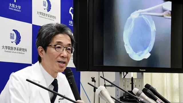 福音!首例iPS人工眼角膜移植成功
