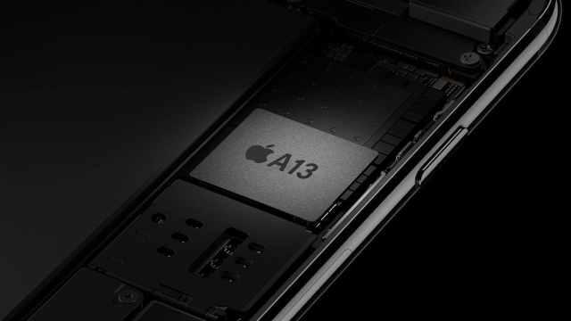 iPhone 11首发苹果A13跑分泄露