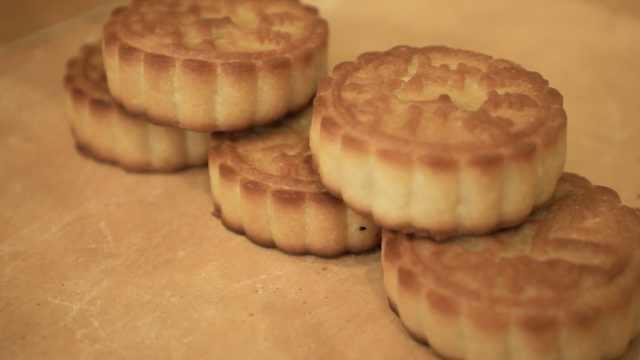 糕点店200年传承,做七仁