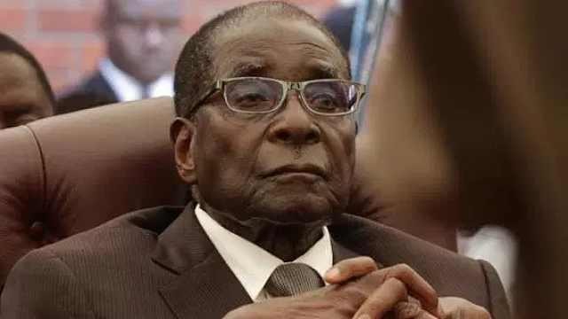 津巴布韦前总统逝世,享年95岁