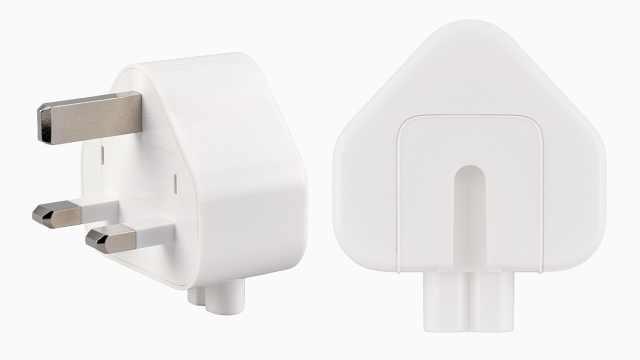 苹果因安全隐患召回部分插头转换器