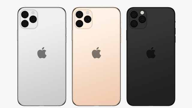新iPhone背部Logo将设计为整体居中