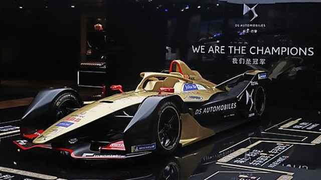 FE冠军赛车镇场,DS宣布电气化节点