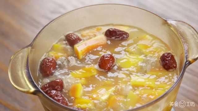 秋季滋补汤,美味又健康