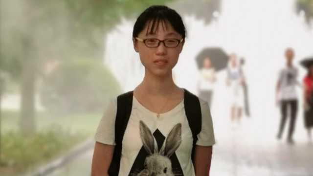 """""""微光女孩""""周芷晴:北京我来了"""