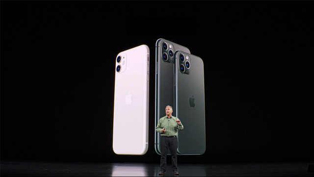 苹果 2019 秋季发布会新品总结