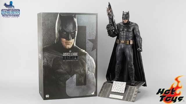 HT正联轻甲蝙蝠侠值得买么?(下)