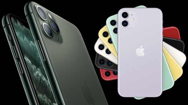 新增午夜绿!历代iPhone有哪些颜色