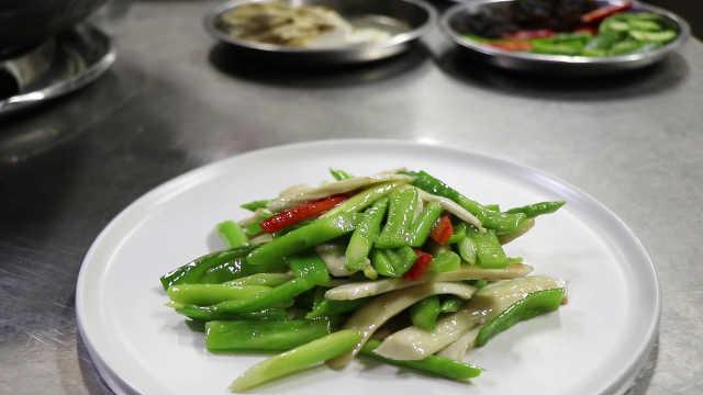 松茸的N种做法:南京的高原美味