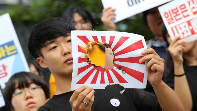 韩国致函IOC:要求阻旭日旗进奥运