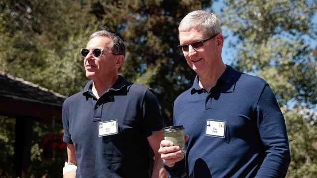 迪士尼CEO辞去苹果董事会职务