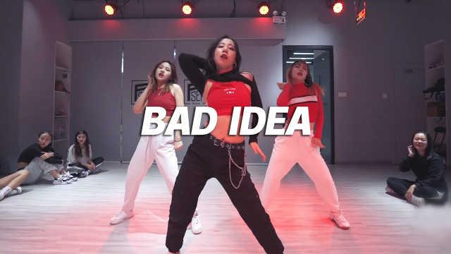 QTT编舞《Bad Idea》,活力四射