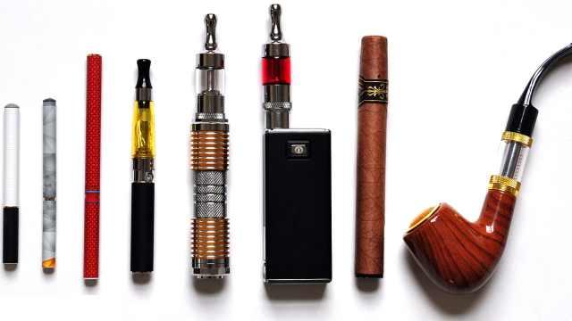 薄荷味电子烟中含高浓度潜在致癌物