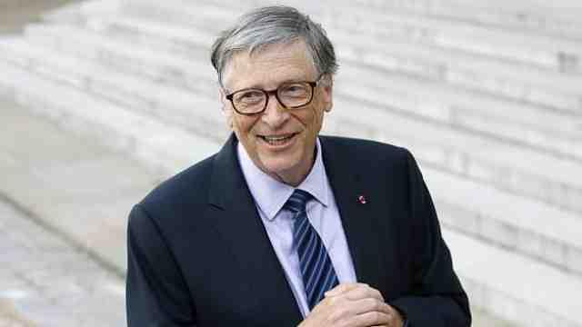 捐350亿美元后,盖茨重回全球第二富