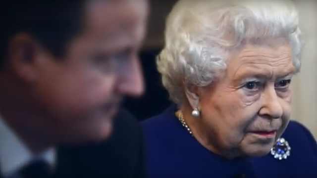 卡梅伦:曾求女王不要让苏格兰独立