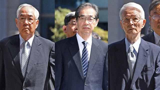 福岛核事故判决: 东电前高管无罪