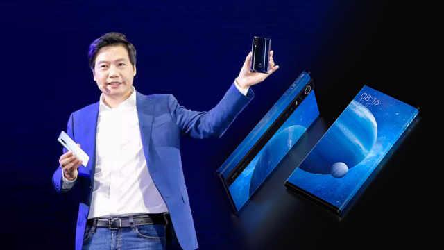 最贵手机?小米天价概念机19999元
