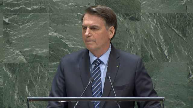 巴西总统:亚马逊是地球之肺?谬论
