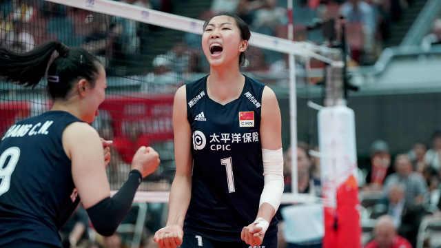 中国女排9连胜,赛后仍检讨不足