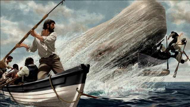 文化史上的今天:如何背诵《白鲸》