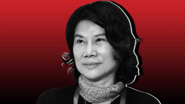 全球最具影响力商界女性,董明珠第3