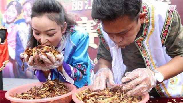 古代人为什么喜欢吃昆虫?