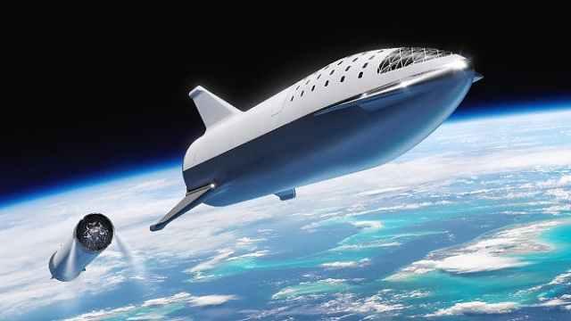马斯克发布史上最强宇宙飞船