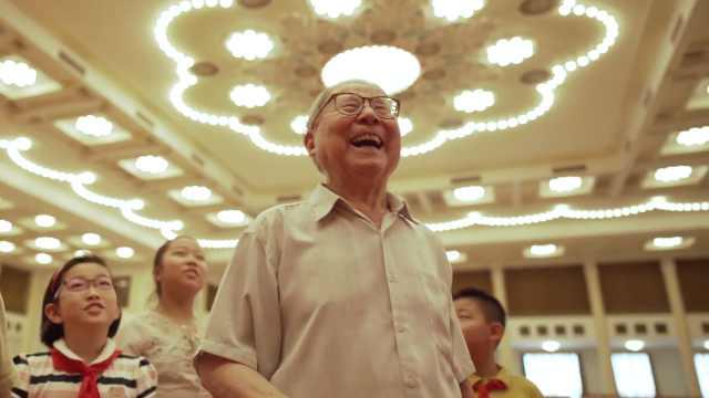 李国胜:参与人民大会堂设计很荣幸