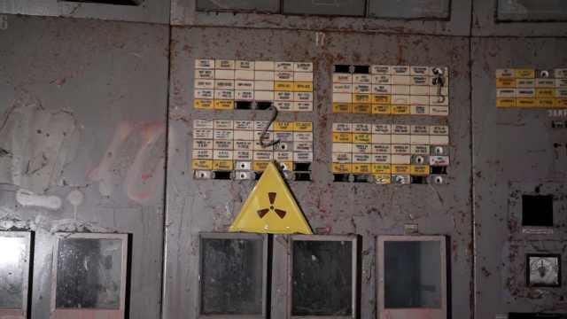 强辐射!切尔诺贝利核爆点开放旅游
