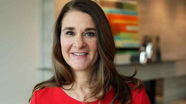 盖茨夫人捐10亿美元促美国性别平等