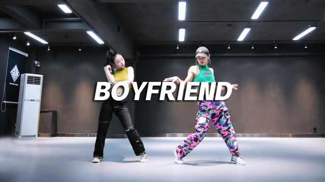 长沙50K翻跳《Boyfriend》