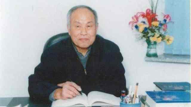 94歲自動控制專家張嗣瀛院士病逝