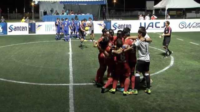 点赞!中国盲人男足点球淘汰日本