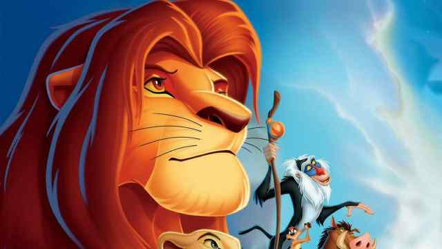 钢琴教学:《狮子王》经典主题曲