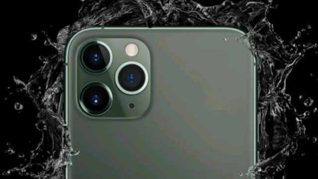 苹果折叠镜头专利曝光
