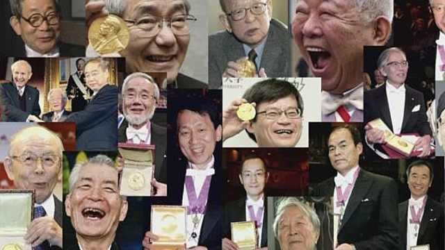 日本诺奖得主增至27位:21世纪19人